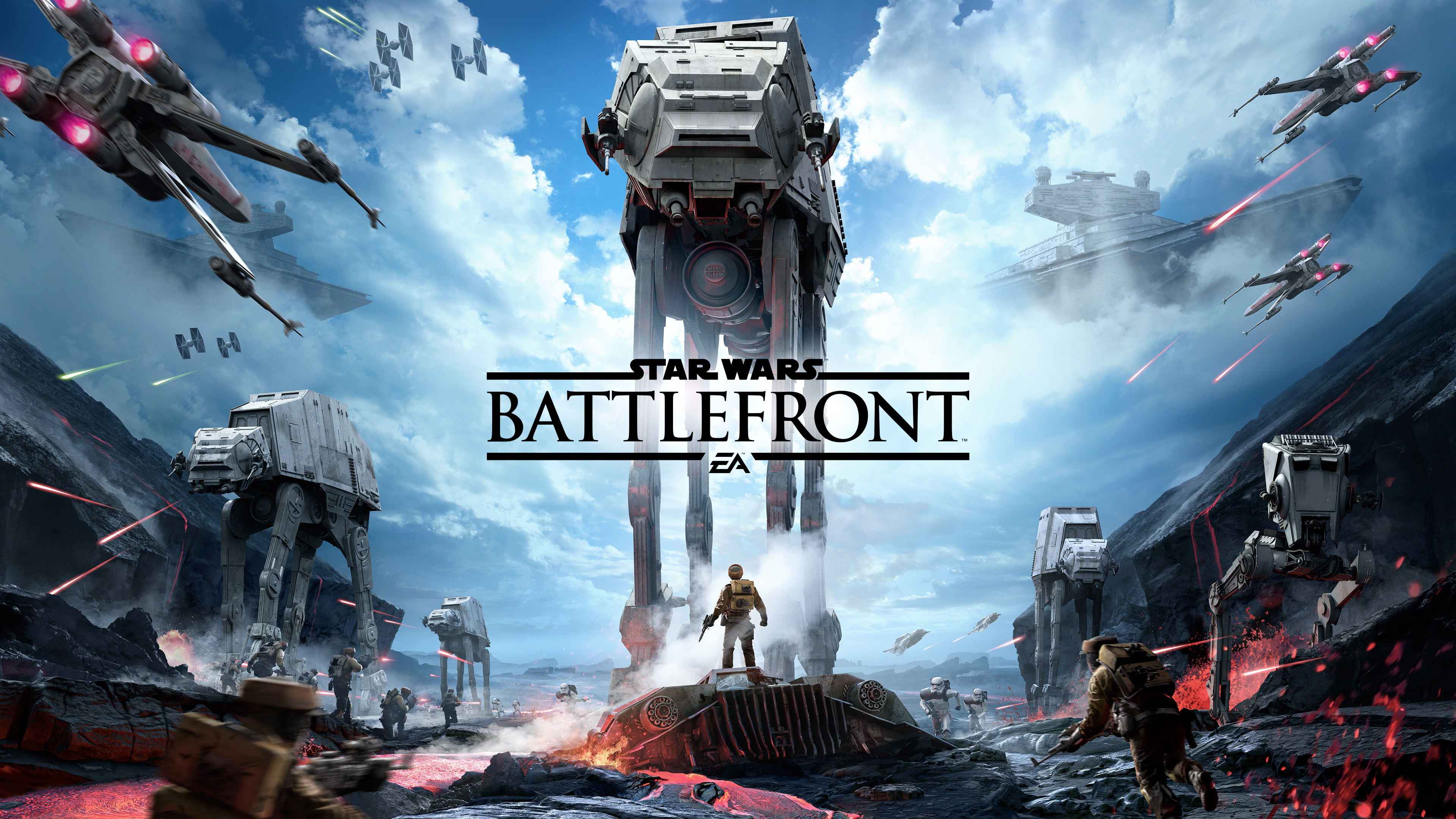 Star Wars BattleFront Franchise