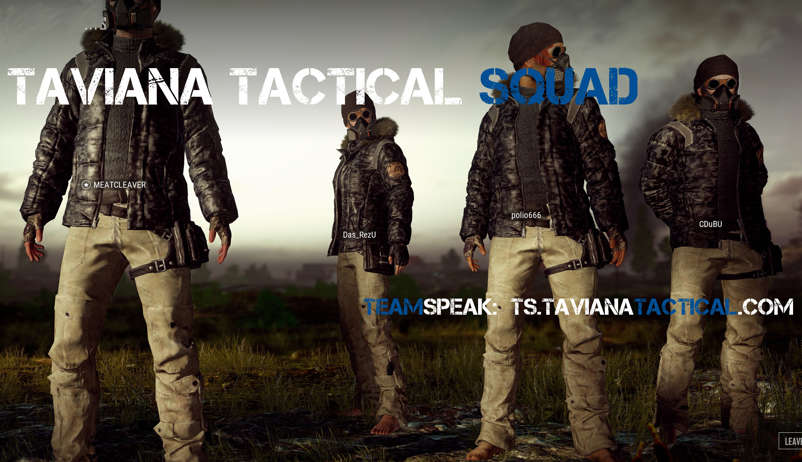 Taviana Tactical Squad